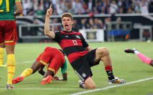 Mit Thomas Müller würden die fans am liebsten im Autokorso feiern