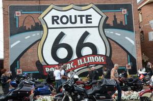 Die Mutter aller Straßen: Die Route 66. Foto: Hans Jörg Conzelmann