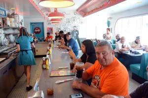 Diner wie früher. Foto: co