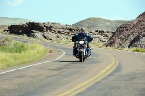 Die Route 66 in ihrer schönsten Form. Foto: co