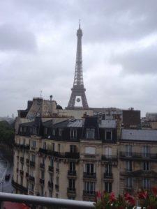 Der Eiffelturm. FOTO: FISCHER