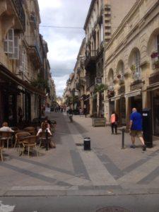 Rue de l'Hotel de ville.